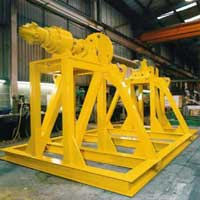 Antech Hydraulics – 10 Tonne Cable Reeler