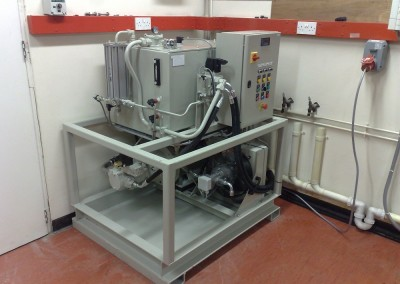 Hydraulic Power Pack complete with NTZ Offline Unit 29/1
