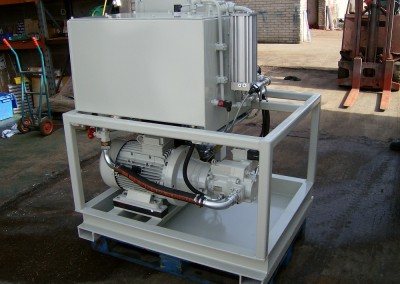 HPU fitted with NTZ Offline 29/1