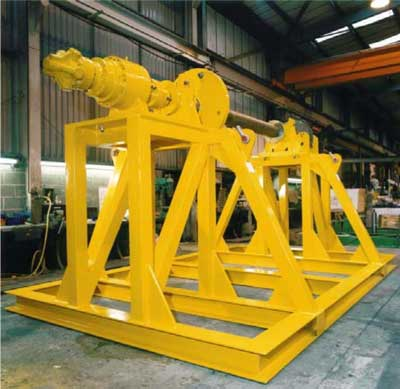 Cable Reeler Case Study Image 1