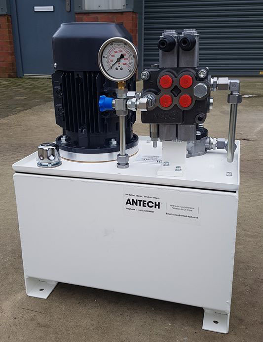ANTECH third HPU for a customer